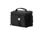 Skyline 10 Shoulder Bag - Black